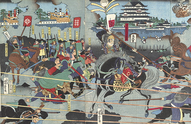 錦絵・日本画|電子博物館|おお...